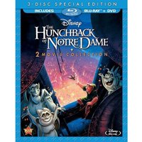 The Hunchback of Notre Dame 2-Movie Collection (Special Edition) (Blu-ray + DVD)