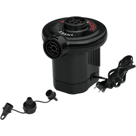 Intex 120V Quick-Fill AC Electric Air Pump, 21.2CFM Max. Air (Best Rechargeable Air Pumps)
