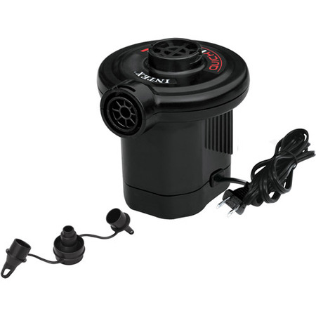 Intex 120V Quick-Fill AC Electric Air Pump, 21.2CFM Max. Air