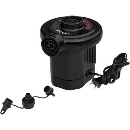 Intex 120V Quick-Fill AC Electric Air Pump, 21.2CFM Max. Air Flow