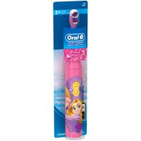 (2 pack) Oral-B Kids Battery Power Toothbrush featuring Disney Princess Characters, Extra Soft Bristles, 1 Count