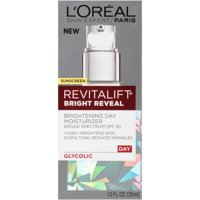 L'Oreal Paris Revitalift Bright Reveal SPF 30 Moisturizer