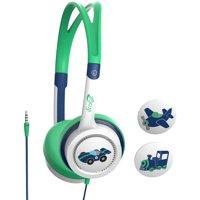IFROGZ Little Rockers Headphones - Train, Plane, Race Car