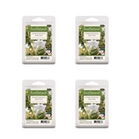 ScentSationals 2.5 oz Honeysuckle Nectar Scented Wax Melts, 4-Pack
