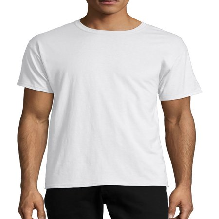 Neon Logo Heathered T-shirt - Men's Big X-Temp Short Sleeve Tee
