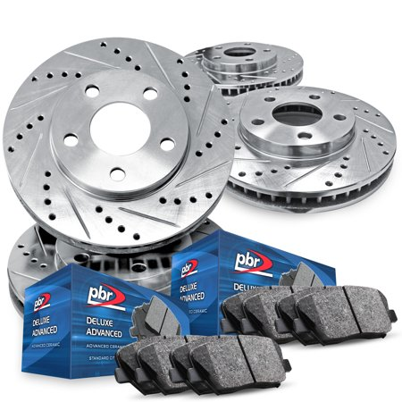 - For 2016-2017 Volvo XC60 Full Kit PBR AXXIS Drill/Slot Brake Rotors+Ceramic Pads