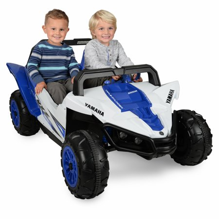 12 Volt Yamaha YXZ Battery Powered Ride-On - Aggressive Design for serious Off-Road