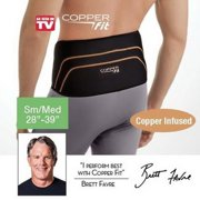 6a3e210cdb Copper Fit Back Pro As Seen On TV Compression Lower Back Support Belt Lumbar  (Small