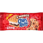 (3 Pack) Nabisco S'mores Chips Ahoy! Filled Soft Cookies, 9.6 oz