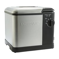 Farberware Extra Large Capacity Deep Fryer – Cooks Up to 14-lbs. of Food