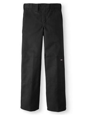 Boy's Double-Knee Multi Pocket Twill Pants