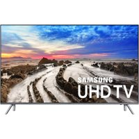 "Refurbished Samsung  75"" Class 4K (2160P) Smart LED TV (UN75MU8000FXZA)"