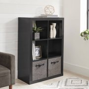 Better Homes and Gardens 6 Cube Storage Organizer, Multiple Colors
