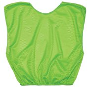 a4fd1da3f Practice Youth Scrimmage Vest in Neon Green - Set of 12