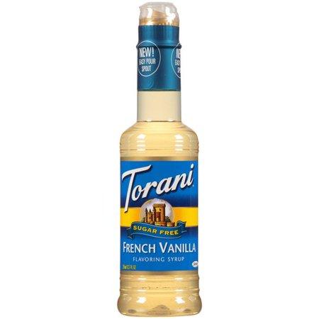 R Torre Torani Syrup, 12.7 oz (French Vanilla Syrup)