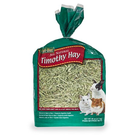 Chinchilla Rat (Forti-Diet Timothy Hay 96 oz )
