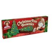 Little Debbie Family Pack Christmas Tree Brownies, 8 oz