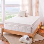 """Spa Sensations 4"""" Memory Foam Mattress Topper, Multiple Sizes, with Theratouch"""