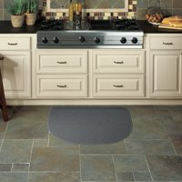"""Mohawk Home Rank & File Slice Kitchen Rug, 18"""" x 27"""", Multiple Colors Available"""