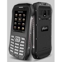 Plum Ram 7 - 3G Rugged Cell Phone GSM Unlocked IP68 Certified ATT Tmobile MetroPCS Simple Mobile Straight Talk E700blk