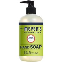 (3 Pack) Mrs. Meyer's Clean Day Liquid Hand Soap, Lemon Verbena, 12.5 Oz