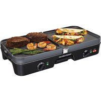 Hamilton Beach 3-in-1 Grill/Griddle | Model# 38546