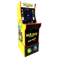 Pac-Man Arcade Machine with Riser, Arcade1UP, 815221026940
