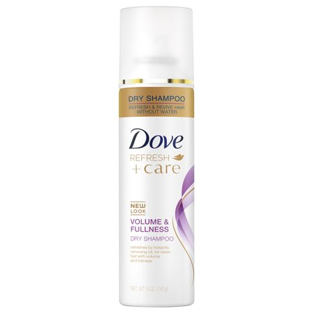 Dove Refresh+Care Volume & Fullness Dry Shampoo, 5 oz Dry Shampoo Hair Powder