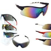 398633af7d 1 Polarized Sports Sunglasses Cycling Glasses Mens UV400 Bike Driving Lens
