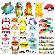 Pokemon Party Supplies Bundle Favors Pack - 24 Figures d6f5f992d