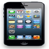 Refurbished Apple iPhone 5 16GB, Black - Unlocked GSM
