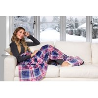 Deals on ClimateRight by Cuddl Duds Oversized Throw w/Sherpa Pocket
