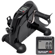 Mini Fitness Cycle Pedal Exerciser with LCD Display
