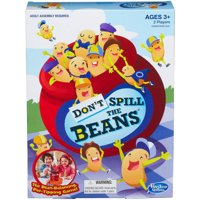 Classic Don't Spill the Beans Game, Game for Kids Ages 3 and up