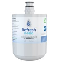 Refresh R-9890 Replacement For Water Filter For LG & Kenmore Refrigerators
