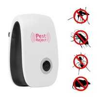 Ultrasonic Pest Repellent  Electronic Control Plug In Pest Repeller for Insects & Rodents Repellent for Mosquito, Mouse, Cockroaches ,Rats,Bug, Spider, Ant