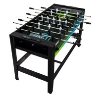 Franklin Sports 4-in-1 Multi Game Table - Foosball, Billiards, Hockey, Table Tennis
