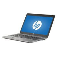 "Refurbished HP Ultrabook Black 14"" Elitebook 840 G1 WA5-0787 Laptop PC with Intel Core i5-4300U Processor, 8GB Memory, 256GB Solid State Drive and Windows 10 Pro"
