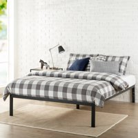 "Zinus Mia Modern Studio 14"" Metal Platform Bed, Multiple Sizes"