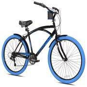 """Kent 26"""" Men's, Bayside Bicycle, Blue"""