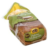 Pinnacle Foods Udis Gluten Free Bread, 24 oz