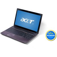 """Acer Refurbished Copper 15.6"""" AS5253-BZ686 Laptop PC with AMD Dual-Core C-50 Processor and Windows 7 Home Premium"""