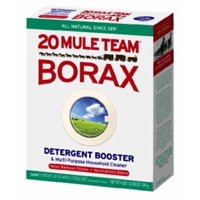 65 OZ Twenty Mule Team Borax Natural Laundry Booster & Multi-Purpose Only One