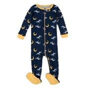 a7c3b0190 Boys  Footed Pajamas