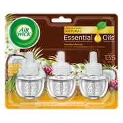 Air Wick Scented Oil 3 Refills, Paradise Retreat, (3X0.67oz), Air Freshener