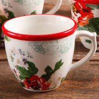 The Pioneer Woman Flea Market Country Garden Mug