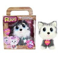 Rescue Runts - Husky - Rescue Dog Plush by KD Kids