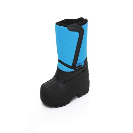 Unisex Kids Winter Snow Boots - Insulated Toddler/Little Kid/Big Kid - Kids Harley Boots