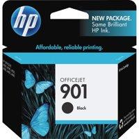 HP 901, (CC653AN) Black Original Ink Cartridge