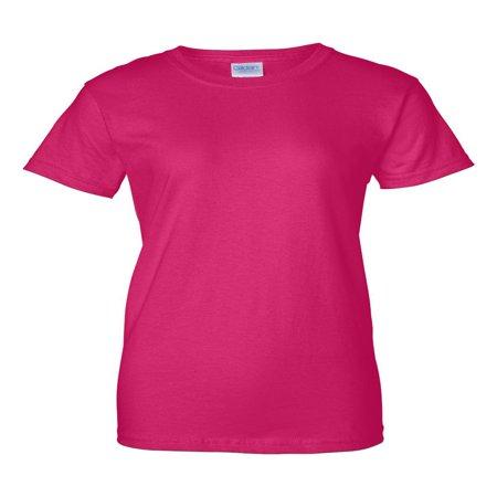 Gildan - Ultra Cotton Women's T-Shirt - 2000L (Ultra Tech Tee)